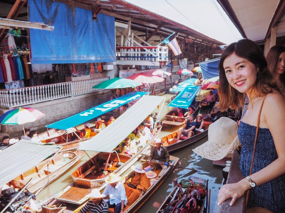 バンコクとプーケットを両方楽しむ!週末のプチ女子旅 in タイ