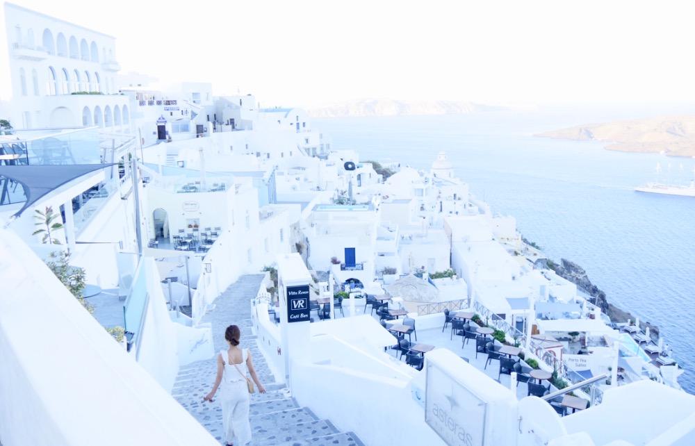 世界の絶景】太陽に愛されたギリシャ・サントリーニ島