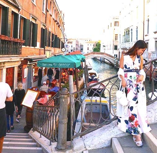 女性が主役になれる街【Venice】4日間!地元で愛される「美食」を巡るイタリア旅
