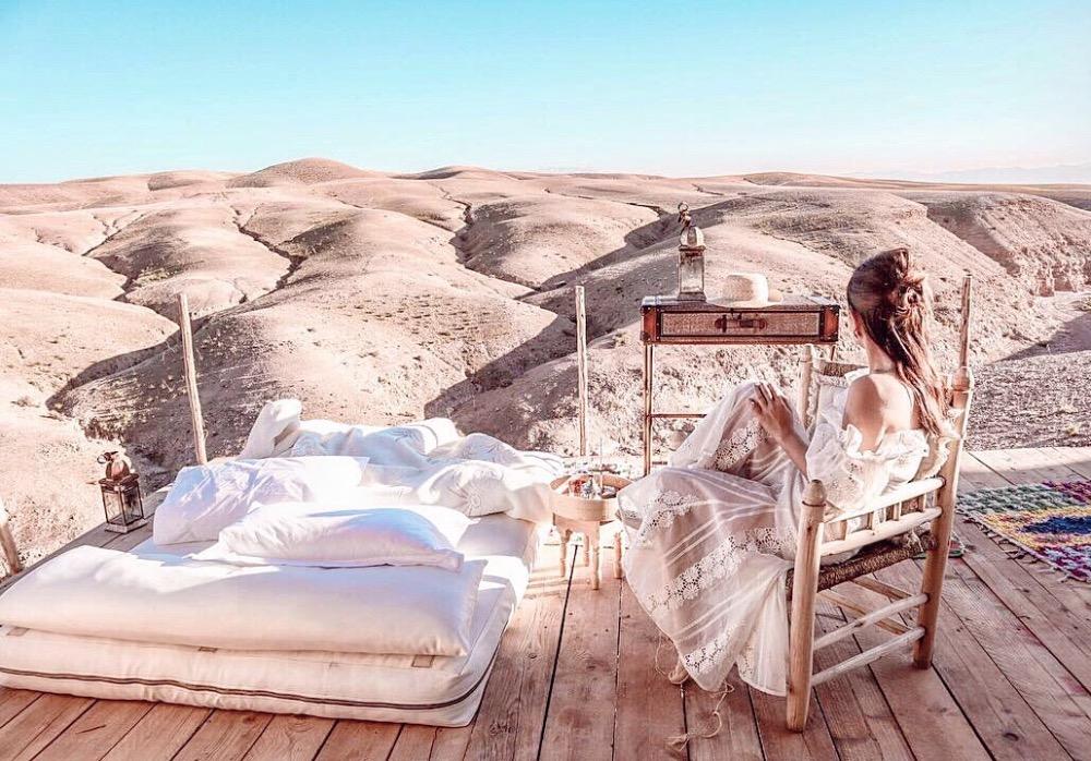モロッコひとり旅のHOW TOコレクション♡5泊で4つの可愛い過ぎるリヤドをホッピング!