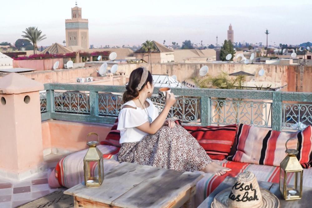 8日間でモロッコを周遊するならこのルート♡リヤドもカフェもお土産も、フォトジェニック集めの旅