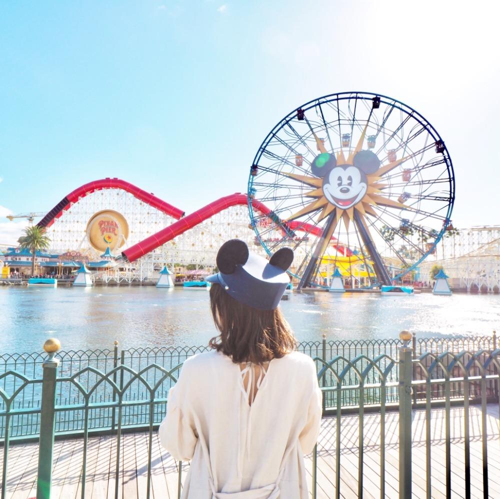 カリフォルニア ディズニーランド・リゾート - 本場のDisney Magicを感じた、3泊5日のご褒美旅 -
