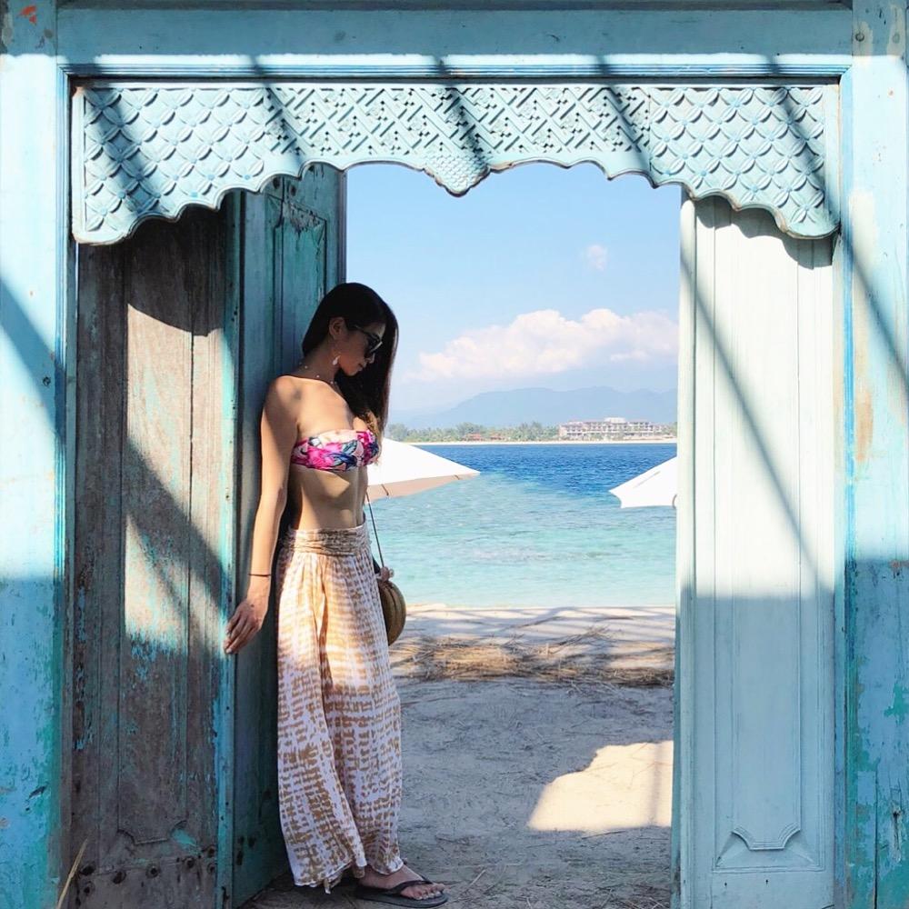 美しい楽園「ギリ島」にショートトリップ!バリ島で過ごす9日間の旅