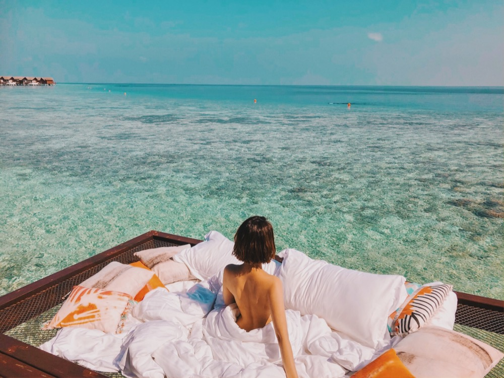 ワンランク上の贅沢を…。モルディブ水上ヴィラ泊で大人のフォトジェニック巡り
