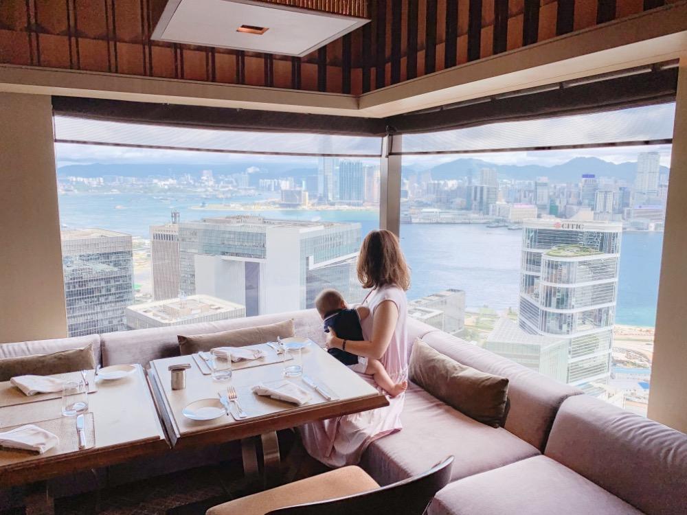 憧れのThe Upper Houseに泊まる!2泊3日赤ちゃん連れの「香港」親子旅