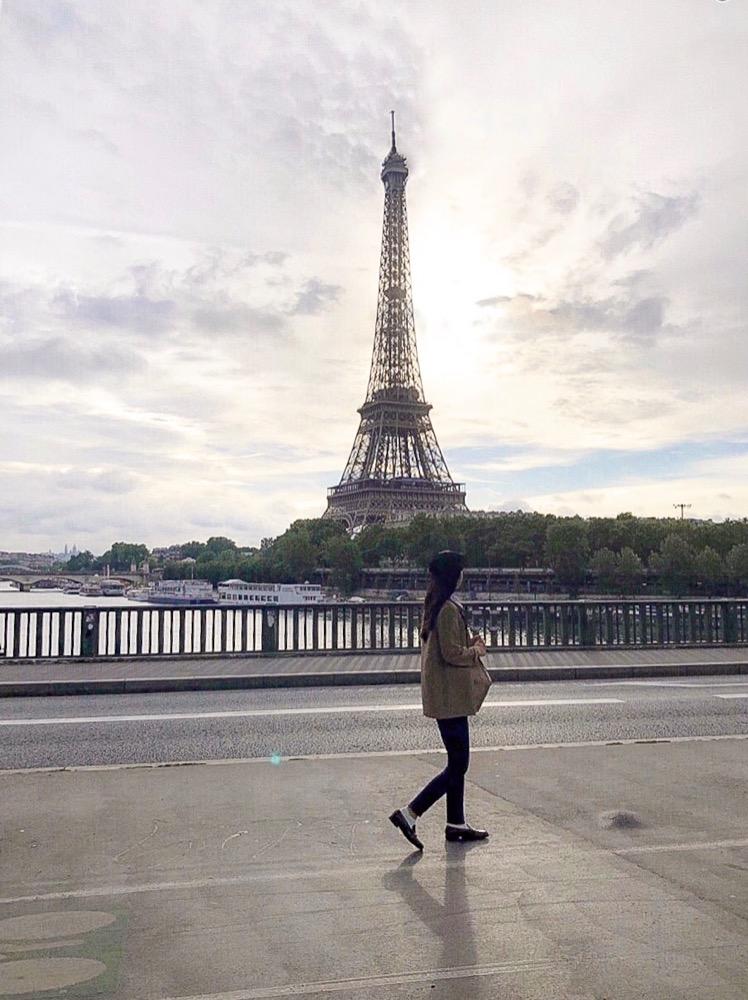 【フランス】感謝のキモチを伝えたい♡母娘で巡る、ゆったりパリ旅行