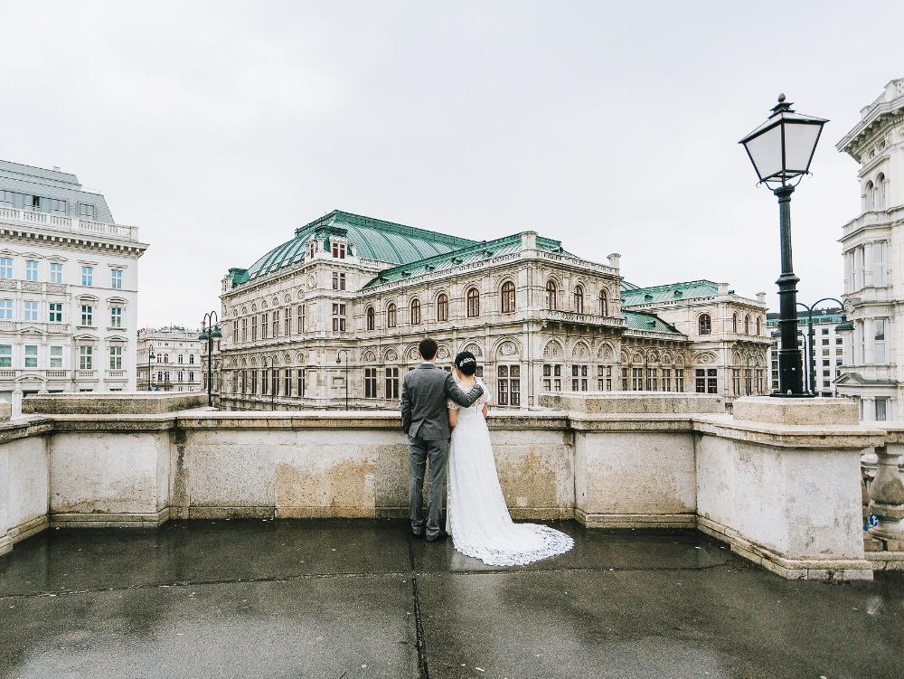- Vienna - 歴史と芸術に浸る。オーストリア・ウィーンで過ごすクラシカルなハネムーン