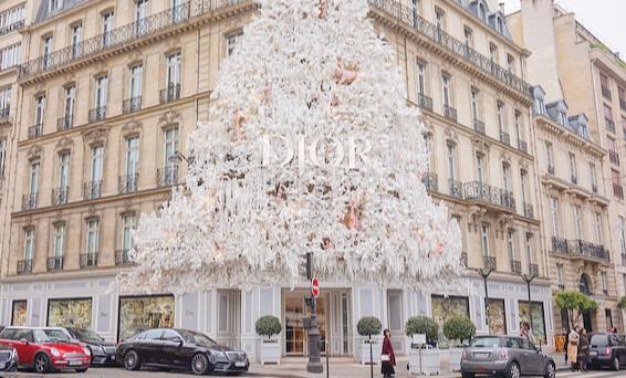 ホリデーシーズンのロンドン&パリ♡可愛いクリスマスをぎゅっと詰め込んだ4泊6日