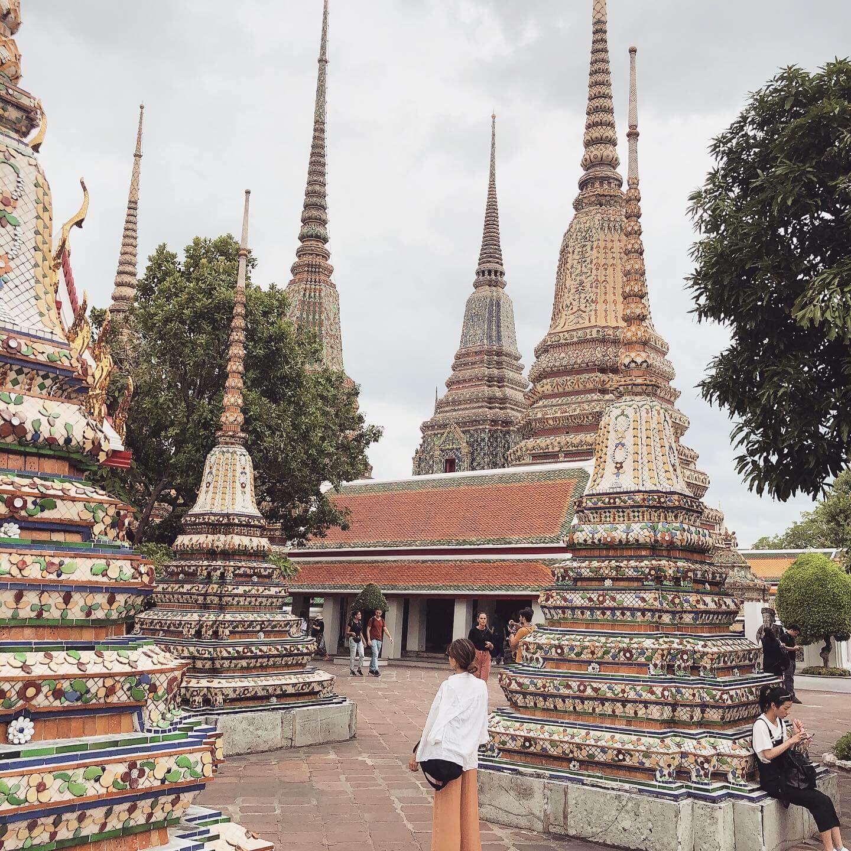 Bangkok Trip - バンコクの話題スポットを巡る大人女子の弾丸タイ旅行!
