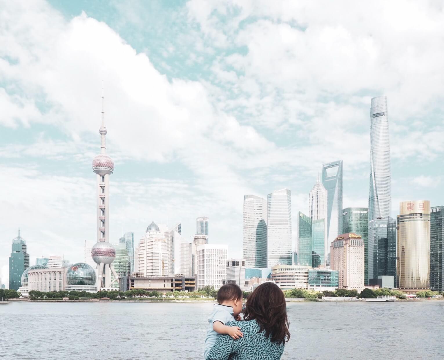 子供と楽しむ上海旅 - 在住者がアテンドする3泊4日旅日記