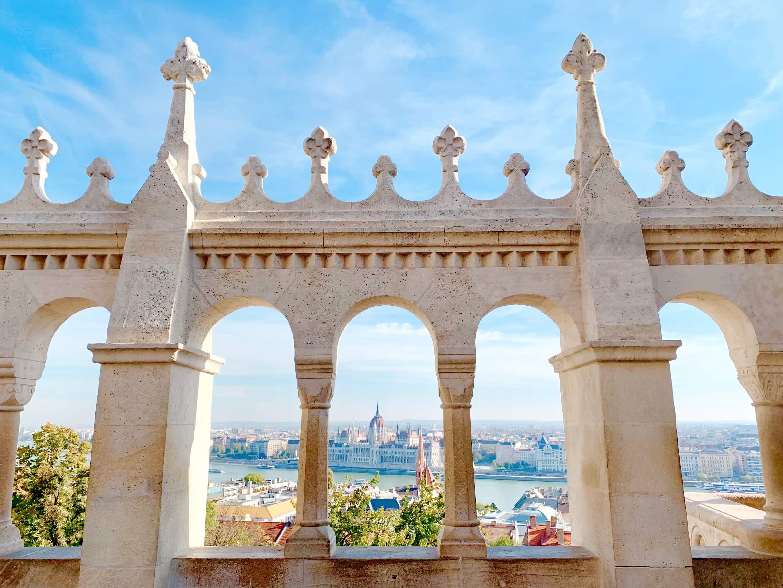 ハンガリーの美しい景色とカフェ巡り♡「ドナウの真珠」ブダペスト2泊3日の一人女子旅!