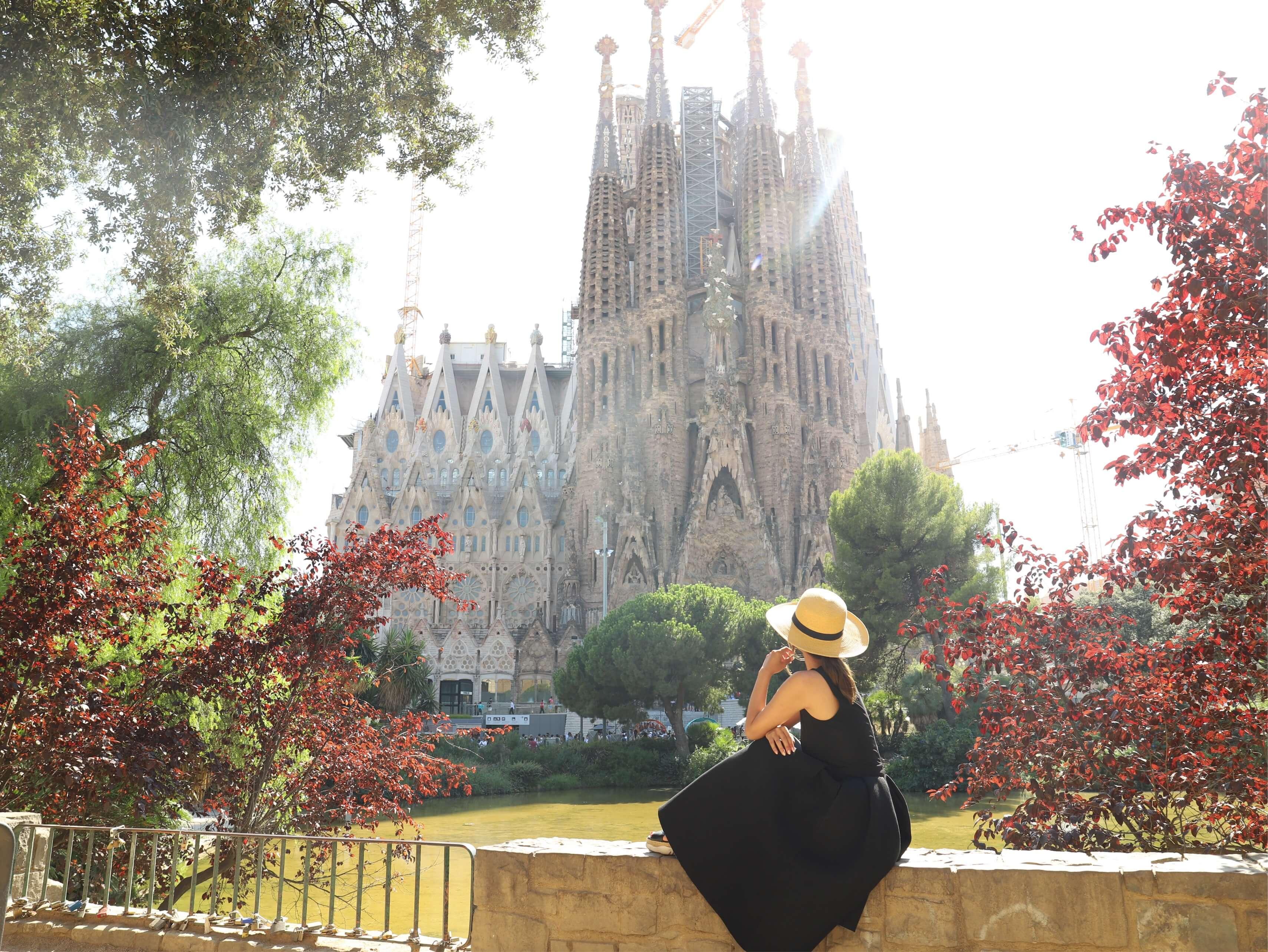 【スペイン】バルセロナで憧れのガウディ建築巡りを楽しむ7つのスポット♡