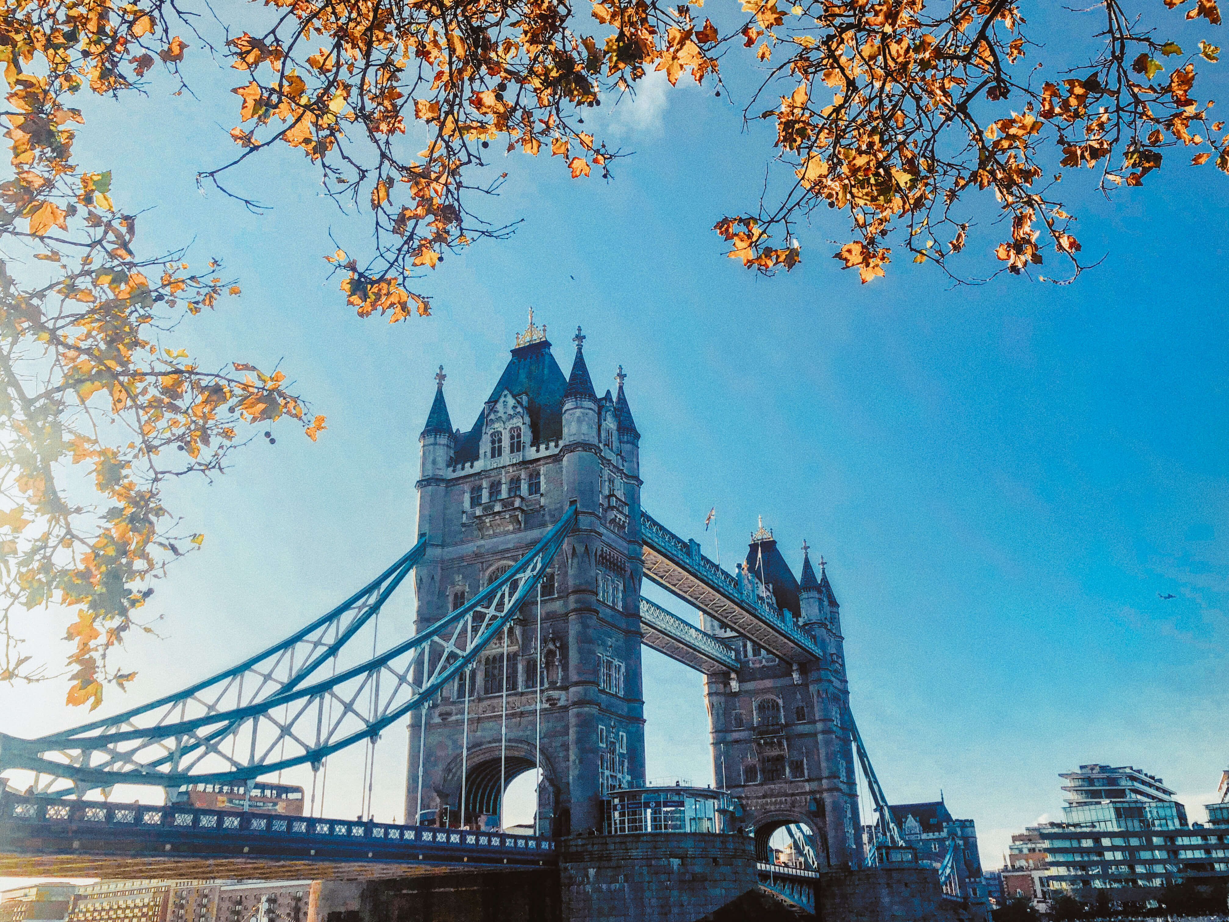 午前着便で楽しもう!効率的に巡る初めてのロンドン1人旅【前編】