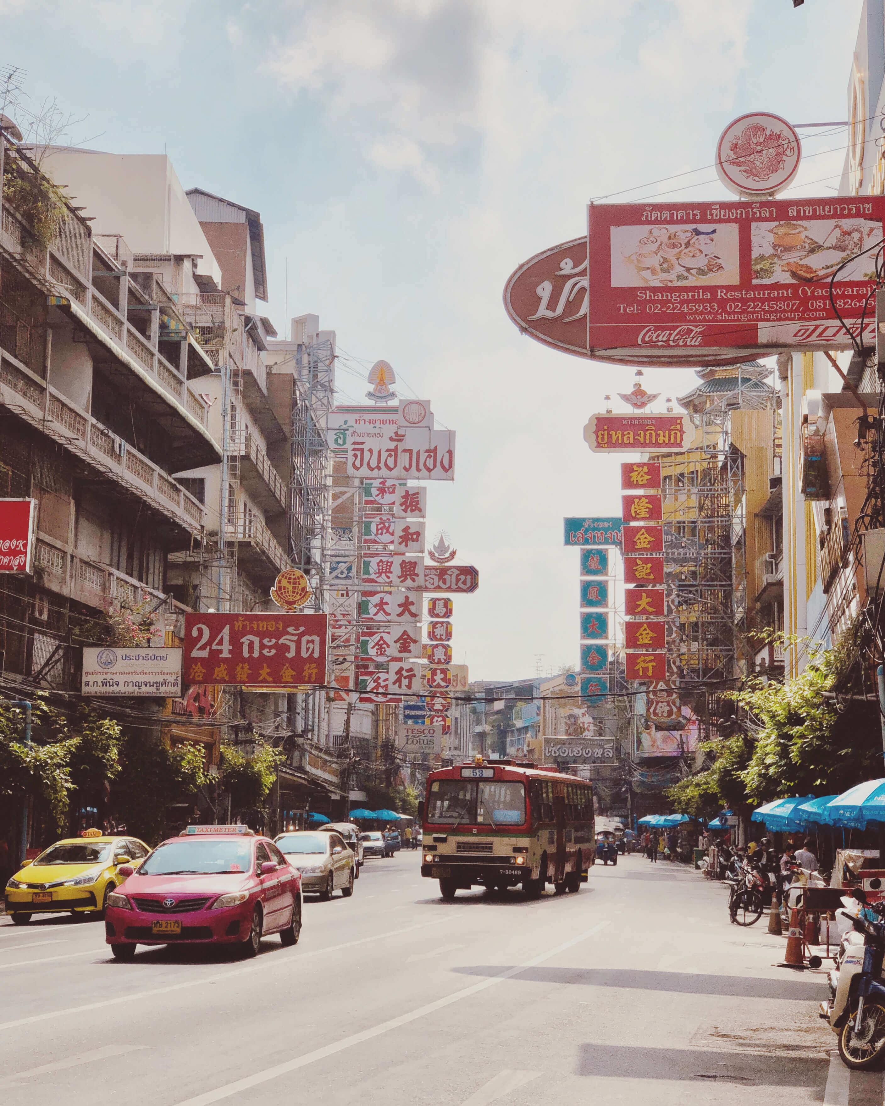 【タイ】カラフルでかわいいを撮る〜バンコクのんびりカメラ旅〜