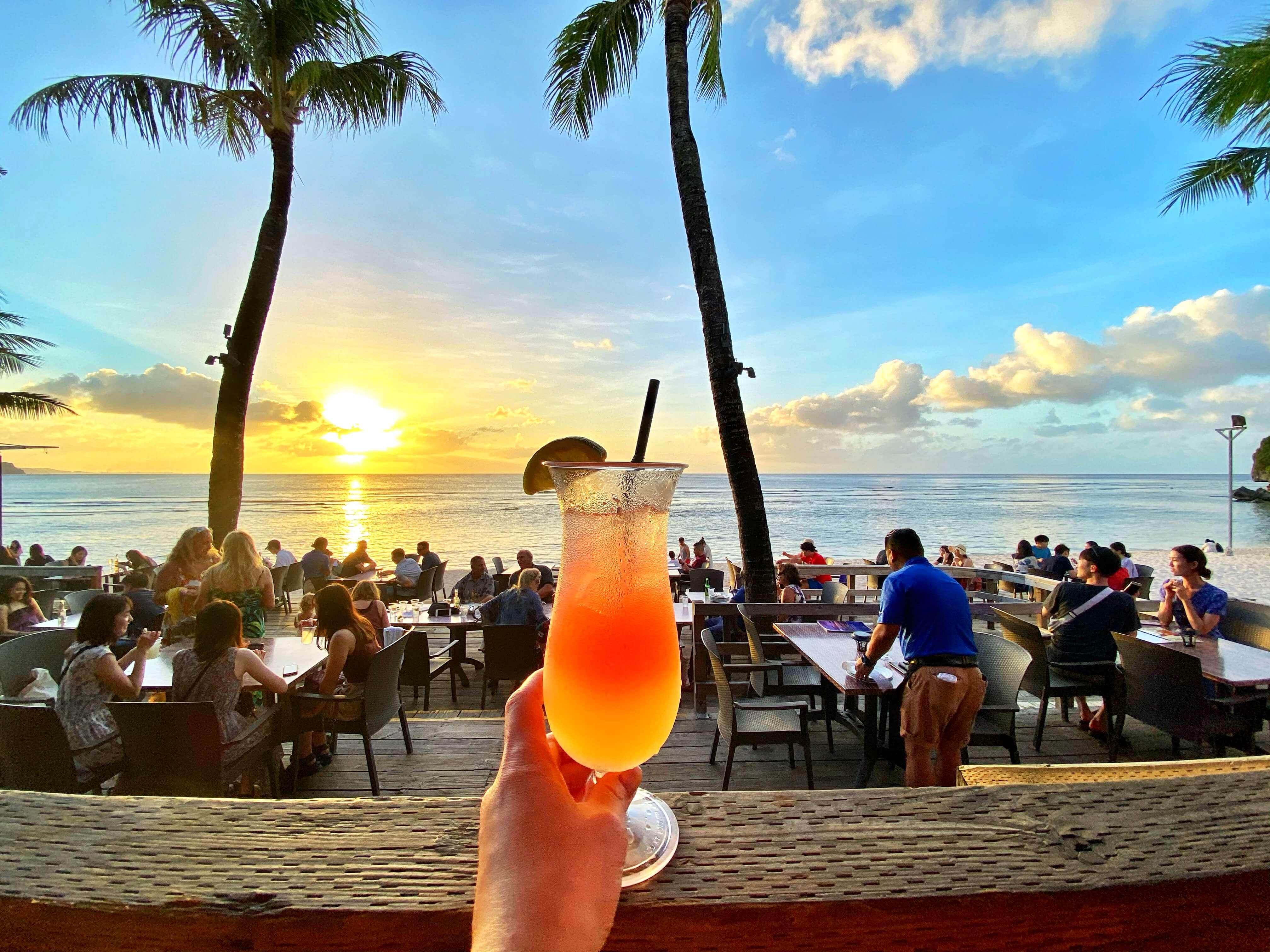ビーチにグルメにショッピング!グアムでの「やりたいことリスト」を叶える3泊4日の旅のレシピ